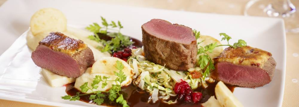 Restaurants in St. Moritz: Chasellas Suvretta