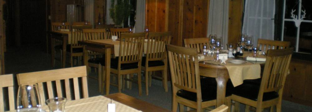 Restaurants in Lenzerheide: Danis