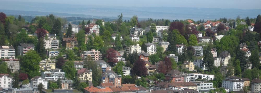 Restaurants in St. Gallen: Falkenburg