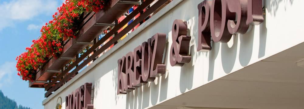 Kreuz und Post in Grindelwald