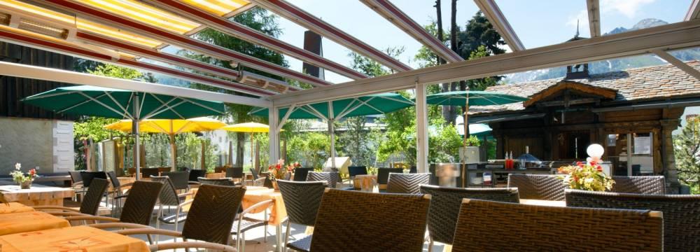 Restaurants in Maloja: Hotel Schweizerhaus