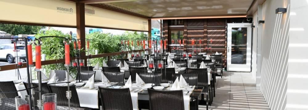 Restaurants in Mägenwil: Saga Khan