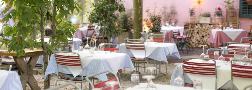 Restaurants in Zürich: Restaurant Tre Fratelli
