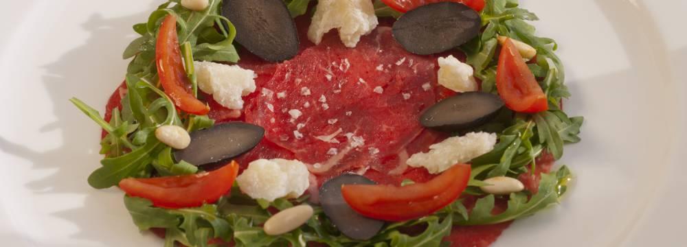 Restaurants in Breil/Brigels: Ustria Miracla