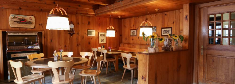 Restaurants in Hasliberg: Gasthof zur Post