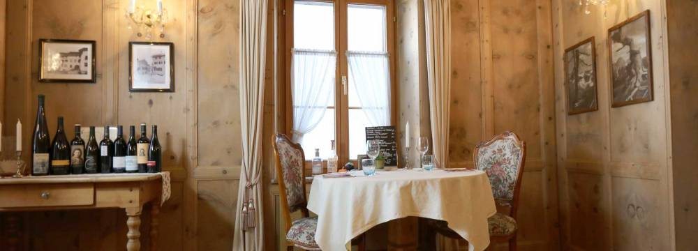 Restaurants in Santa Maria Val Müstair: Hotel Piz Umbrail