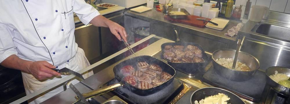 Restaurants in Zürich: Restaurant Iberico