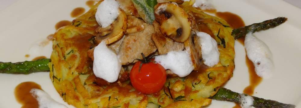 Restaurants in Schwarzenberg: Restaurant Rossli Schwarzenberg