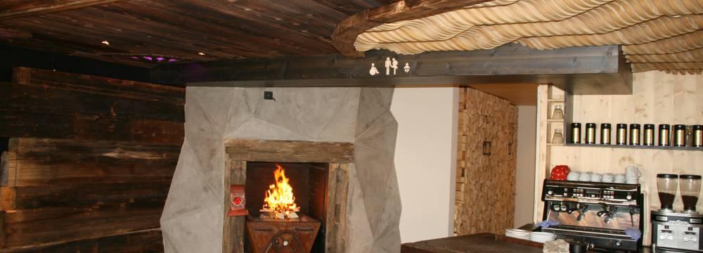 Cafe 3692 in Grindelwald