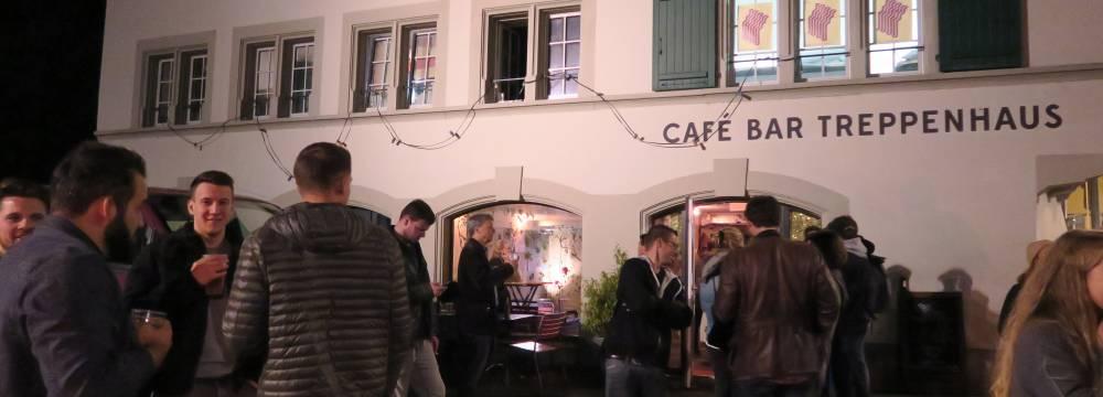 Restaurants in Rorschach: Cafe Bar Treppenhaus