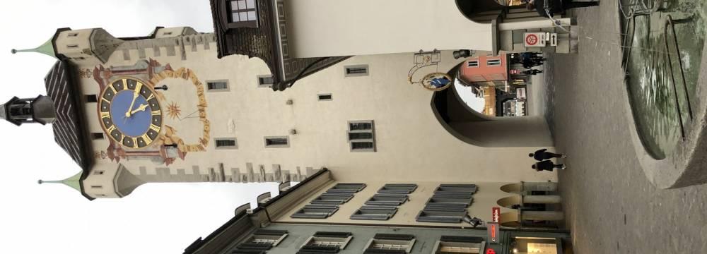 La Cittadella in Baden