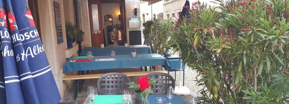 Restaurants in Twann: Ristorante Pizzeria zum Rebstock