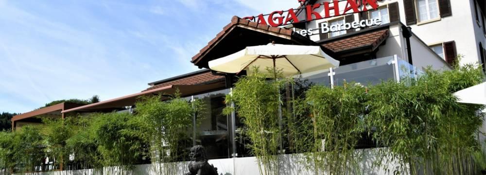 Saga Khan in Mägenwil