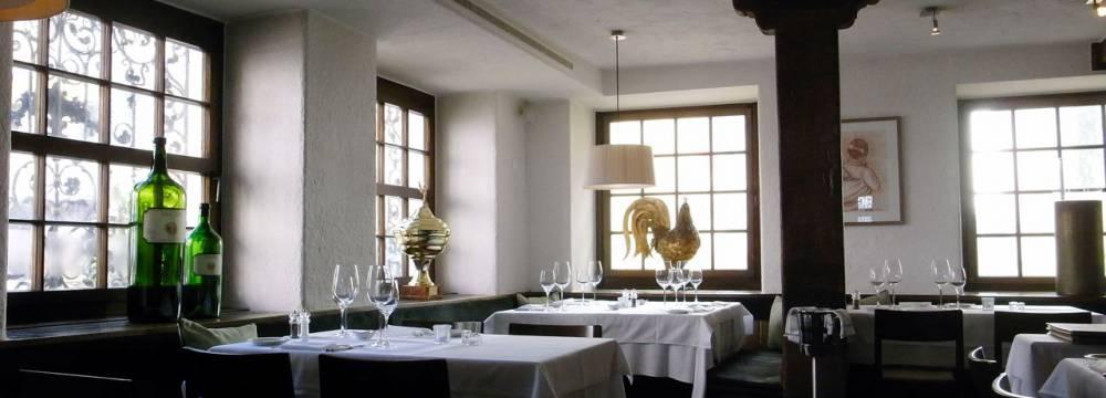 Restaurant Stapferstube da Rizzo in Zürich