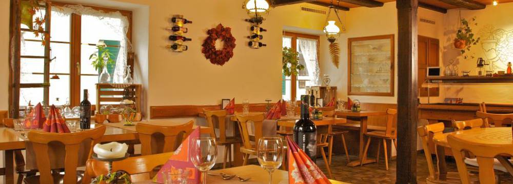 Restaurants in Rudolfingen: Traube
