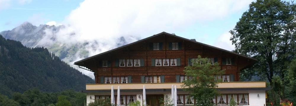 Restaurant Wasserfall in Engelberg