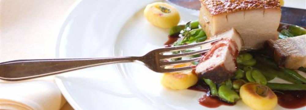 Restaurants in Klosters: Restaurant Chesa Grischuna