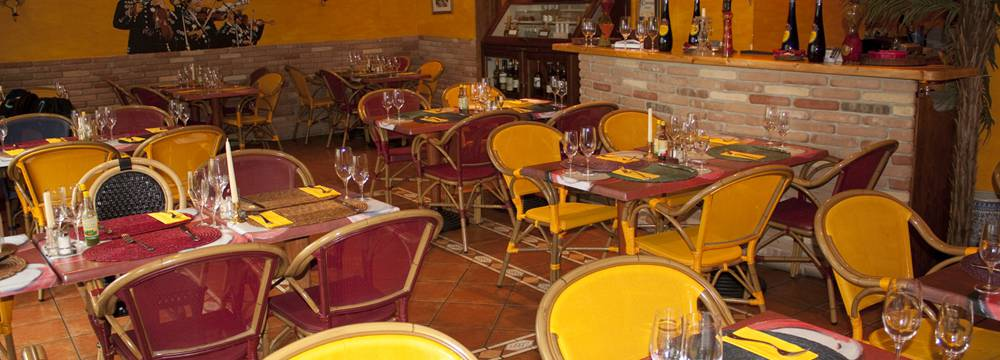 Restaurants in Biel: El Rancho