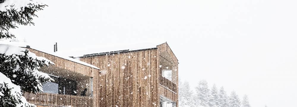 Holzgauerhaus in Warth am Arlberg