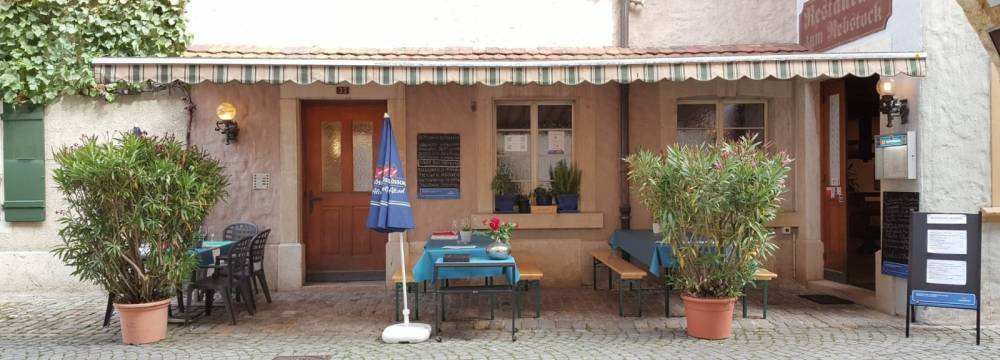 Ristorante Pizzeria zum Rebstock  in Twann
