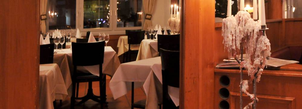 Restaurants in Rumlang: Ristorante Romantica