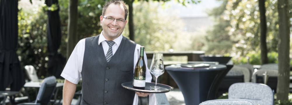 Restaurants in Maienfeld: Schloss Brandis