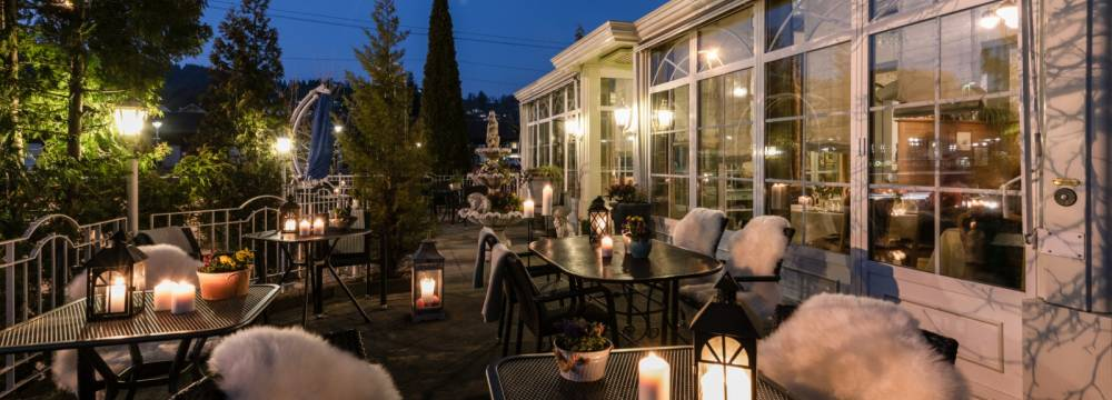 Restaurants in Langnau im Emmental: Restaurant zum Goldenen Löwen