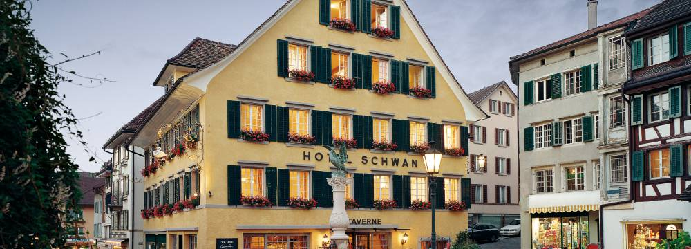 Restaurant Schwan in Horgen