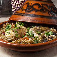 Restaurants mit marokkanischer Küche