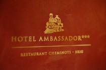 Logo von Restaurant Brasserie Des Cheminots in Brig