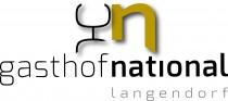 Logo von Restaurant Gasthof National in Langendorf