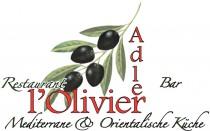 Logo von Restaurant l Olivier in Wil