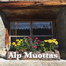 Logo von Restaurant Alp Muottas  in Samedan