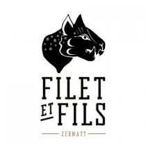 Logo von Restaurant Filet et Fils Modern Grill in Zermatt