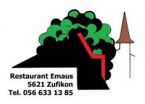 Logo von Restaurant Emaus in Zufikon