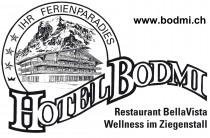 Logo von Restaurant Hotel Bodmi in Grindelwald