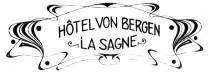 Logo von Restaurant Hotel Von Bergen in La Sagne