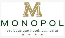 Logo von Restaurant Mono - Monopol in St Moritz