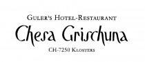 Logo von Restaurant Chesa Grischuna in Klosters