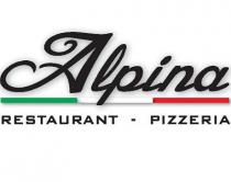 Logo von Restaurant alpina in brig