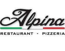 Logo von Restaurant alpina in brig