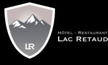 Logo von Hotel - Restaurant du Lac Retaud in Les Diablerets