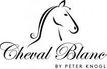 Logo von Restaurant Cheval Blanc by Peter Knogl in Basel