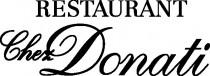 Logo von Restaurant Chez Donati in Basel
