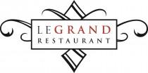 Logo von Le Grand Restaurant  La Grande Terrasse Gstaad Palace in Gstaad