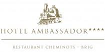 Logo von Restaurant Ambassador Des Chemintos in Brig