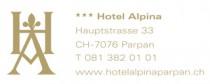 Logo von Restaurant Hotel Alpina in Parpan