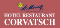 Logo von Hotel Restaurant Corvatsch in St Moritz
