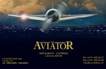 Restaurant Ristorante The Aviator in Agno