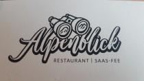 Logo von restaurant alpenblick in saas-fee